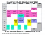 August 2014 shallow pool sched