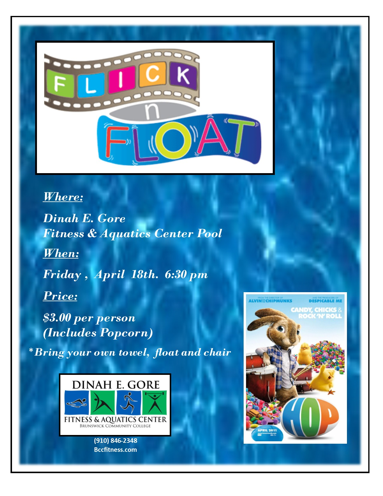 Flick n Float