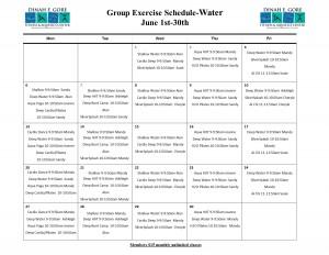 June Water