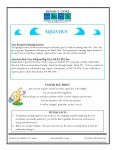 March Newsletteraquatic