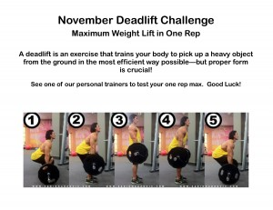 November 2014 Deadlift