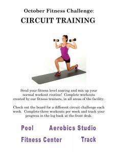 October Fitness Challenge