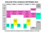 September 2014 shallow pool sched