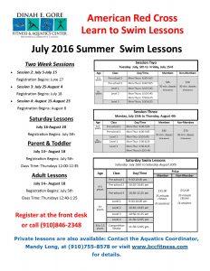 Summer Flyer-July