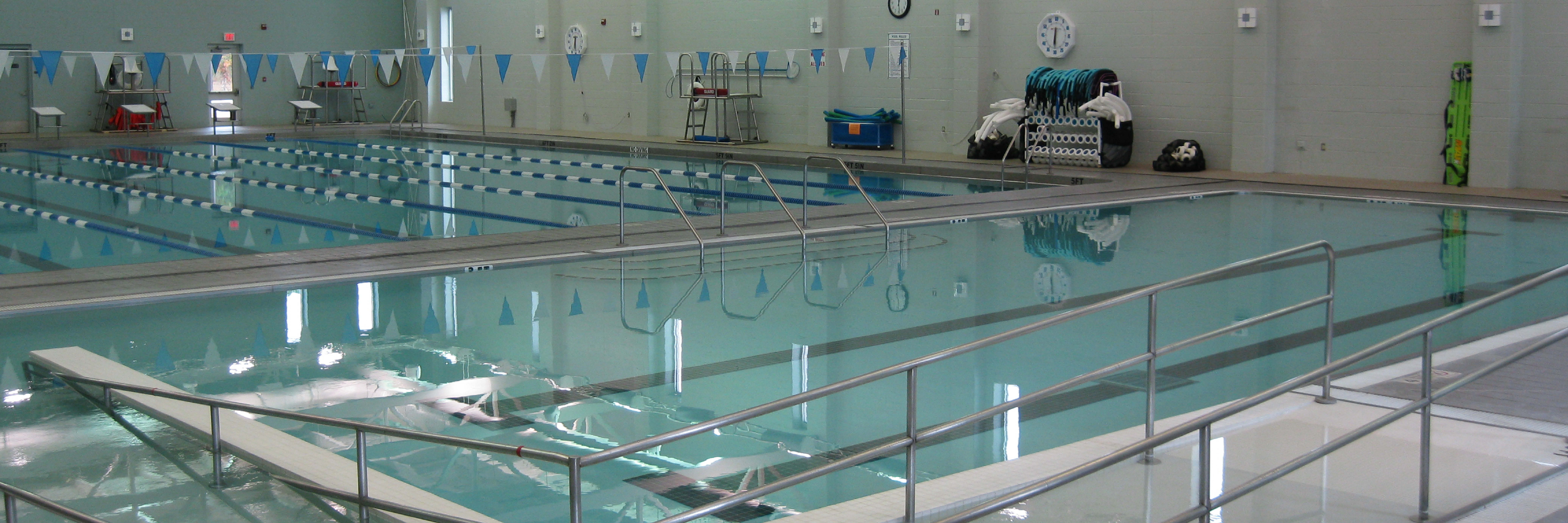 Ocean Community College Athletics Pool