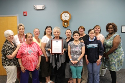 BIP is Reaccredited until 2017