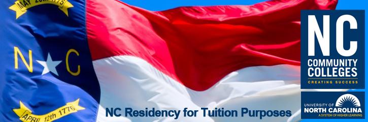 NC Residency Banner