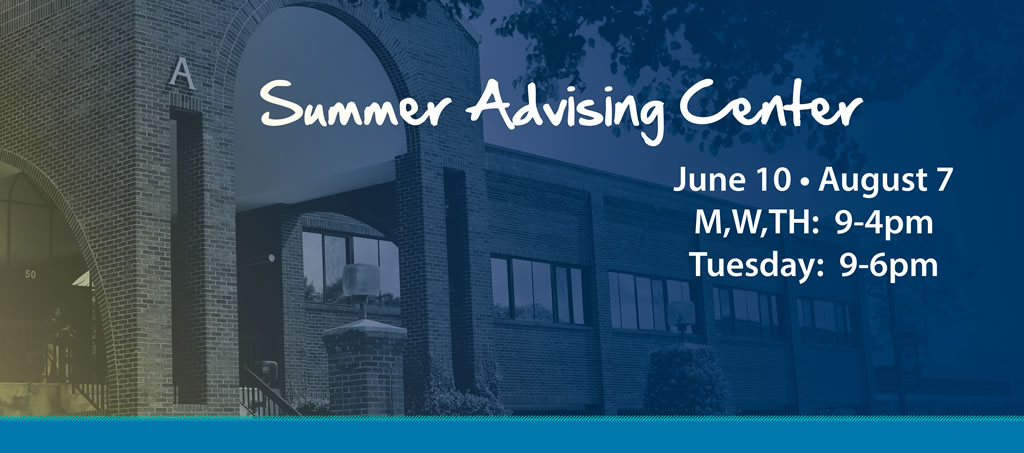 Summer Advising Center