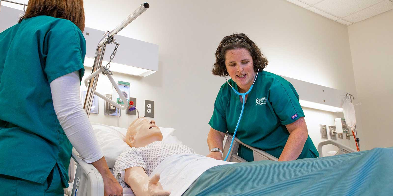 what is adn nursing program